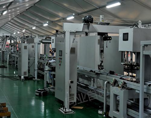 新能源汽车电机装配线 - 车载生产线 - 同业自动化设备